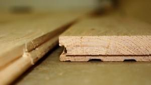 Instalar los listones de madera