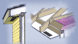Cómo ventilar un ático