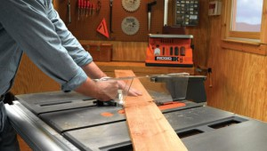 Elegir la sierra de mesa para cortar madera