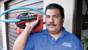 Gustavo Insfran, Gustavo's Plumbing