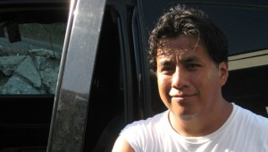 Angel González, Los Angeles Construction