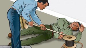 Qué hacer en caso de un accidente en una obra de construcción