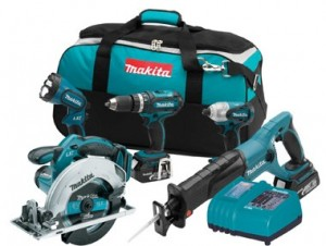 Kit Makita 18V LXT406