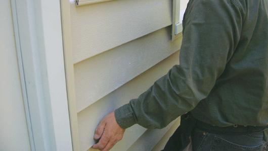 C mo instalar revestimientos de vinilo constru gu a al d a for Vinilos para paredes exteriores