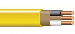 Southwire Romex SIMpull NM-B Wire.