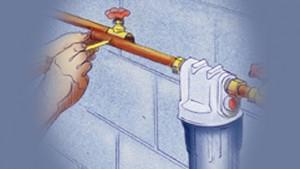 un filtro de agua para toda la casa 2