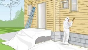 Cómo quitar pintura a base de plomo