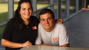 Martha and Alberto Santoni, Santoni International Builders, Orlando, Florida