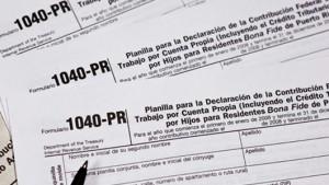 preparación de la declaración impuestos