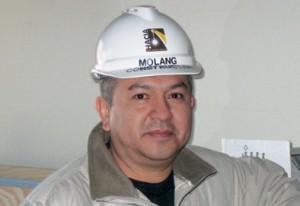 Juan Molina, Chief Executive Officer, MolAng Construction