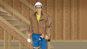 Ropa de protección para la construcción