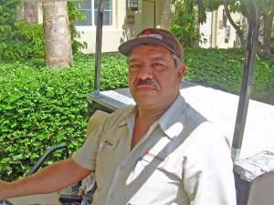 Arturo Rangel, Maintenance Technician, Irvine, CA
