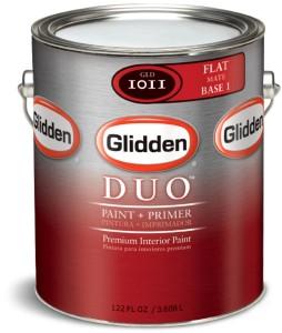 Glidden Duo Paint + Primer