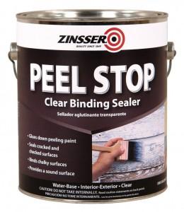 Zinsser Peel Stop