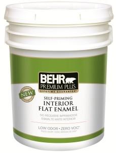 La pintura Behr Premium Plus