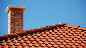 Tejas para techos de arcilla