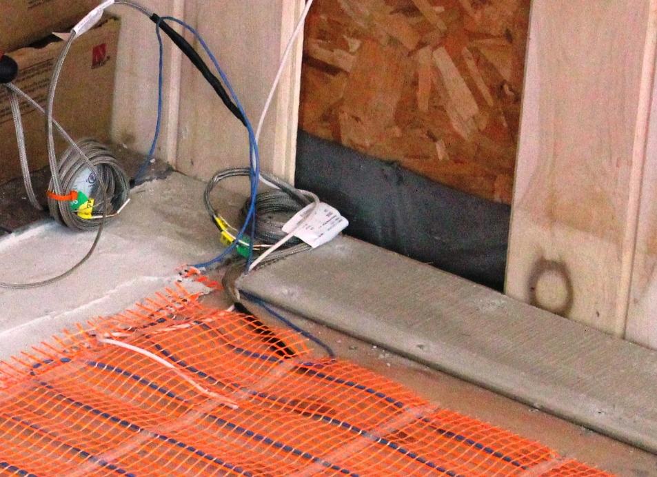C mo instalar un piso radiante constru gu a al d a - Calefaccion radiante electrica ...