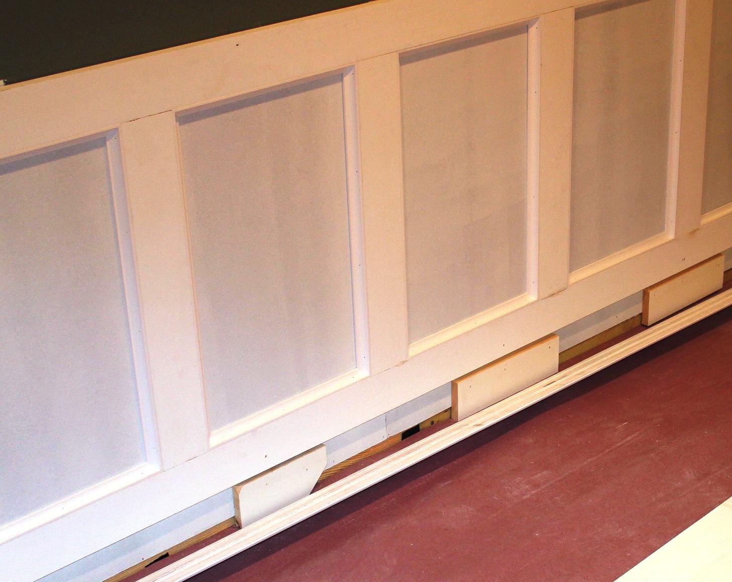 Instalar Revestimientos De Paneles De Madera Constru