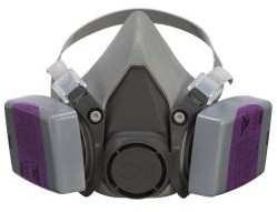 3M Tekk Protection Demolition and Renovation Respirator