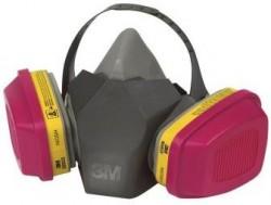Respiradores de filtro mecánico