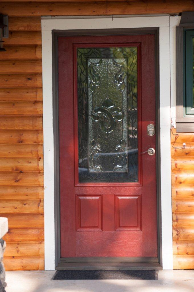Decorar puertas y ventanas con molduras para exteriores constru gu a - Molduras para puertas ...