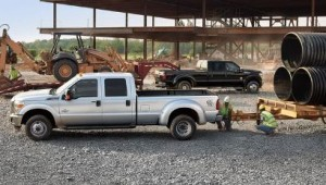 Ford F250, F350, F450 Super Duty