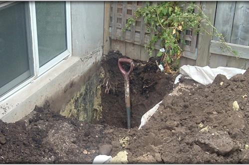 Qué hacer ante excavaciones para construcción muy difíciles