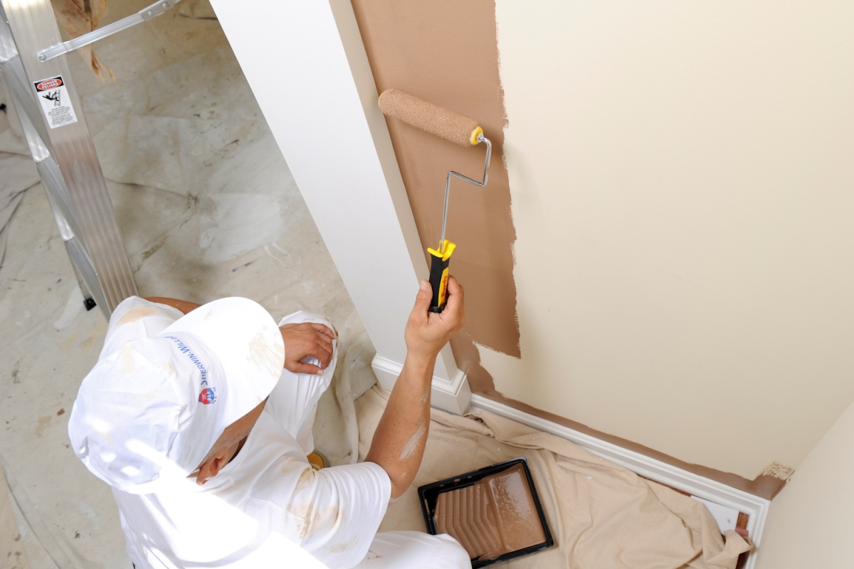 consejos para elegir pintura para casas