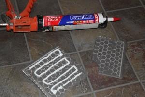 Reparaciones con adhesivos para construcción para reemplazar losas rotas