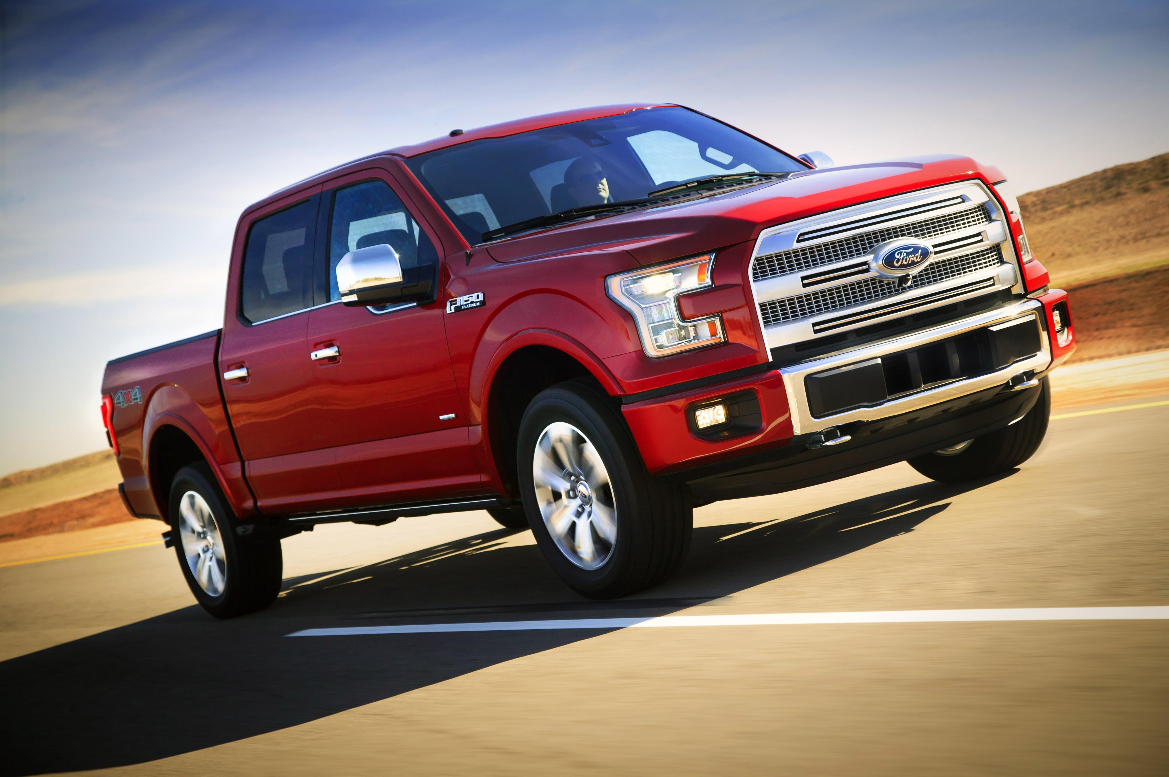 Grandes noticias para las camionetas en el 2014