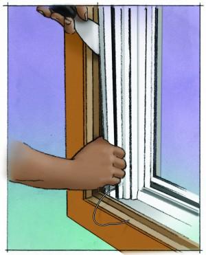 ReRemplace los canales de ventanas antiguas 3