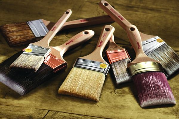 Cómo elegir brochas para pintar 600x400