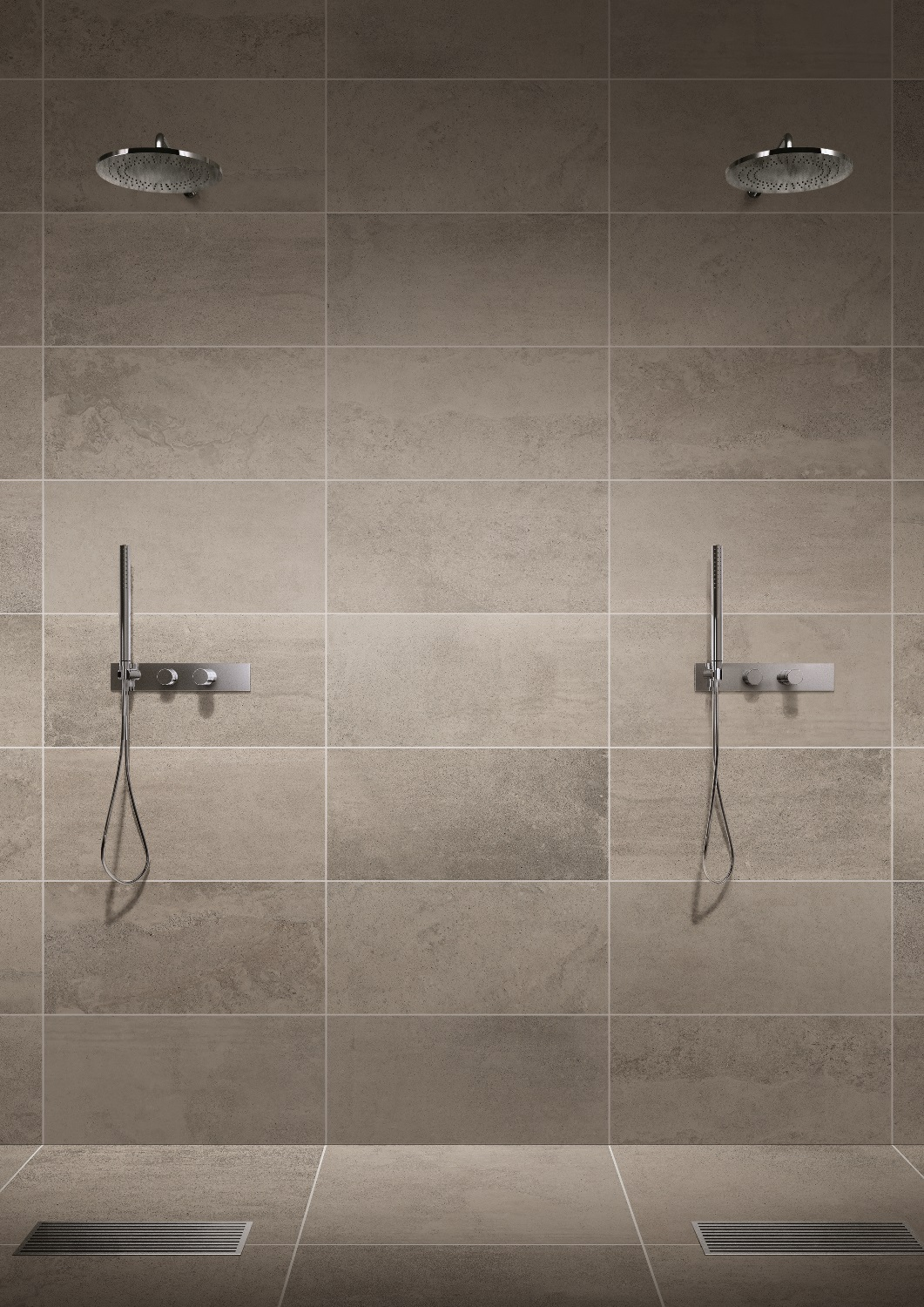 Use Glazed Porcelain Tiles To Tile The Walls In Showers And Around Bathtubs