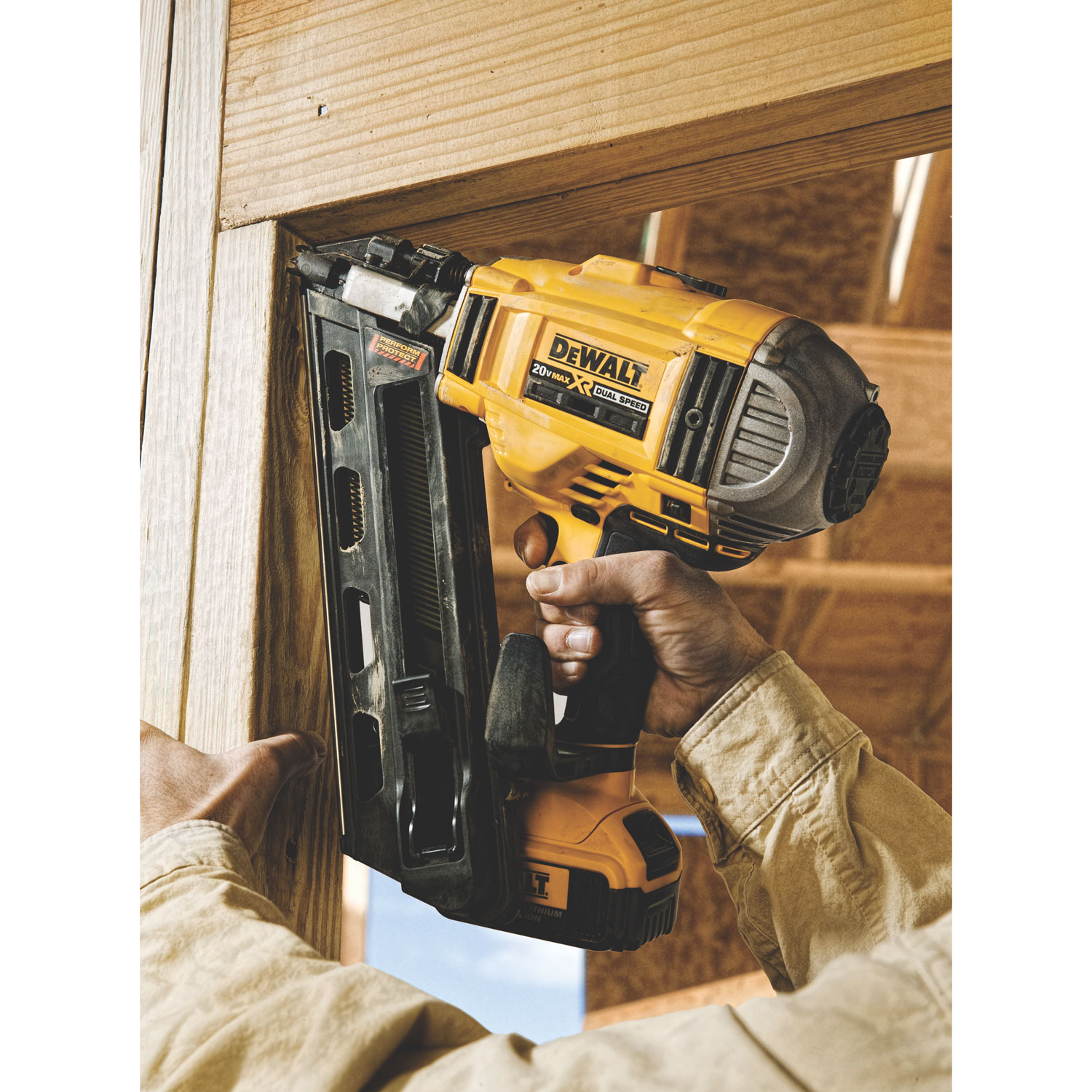 Cordless Or Pneumatic Nailers Pro Construction Guide