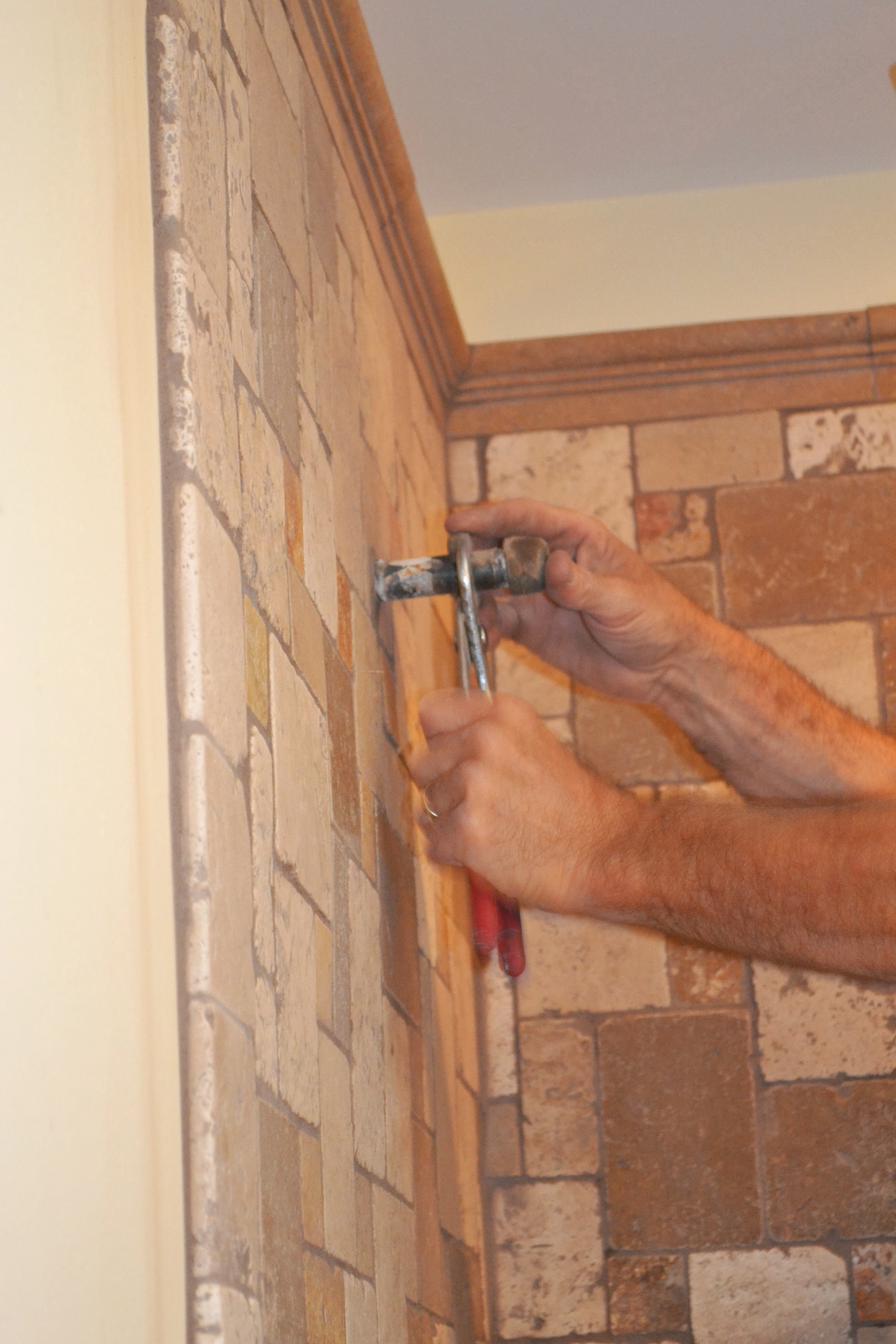 Replace A Shower Head And Valve Handle Pro Construction