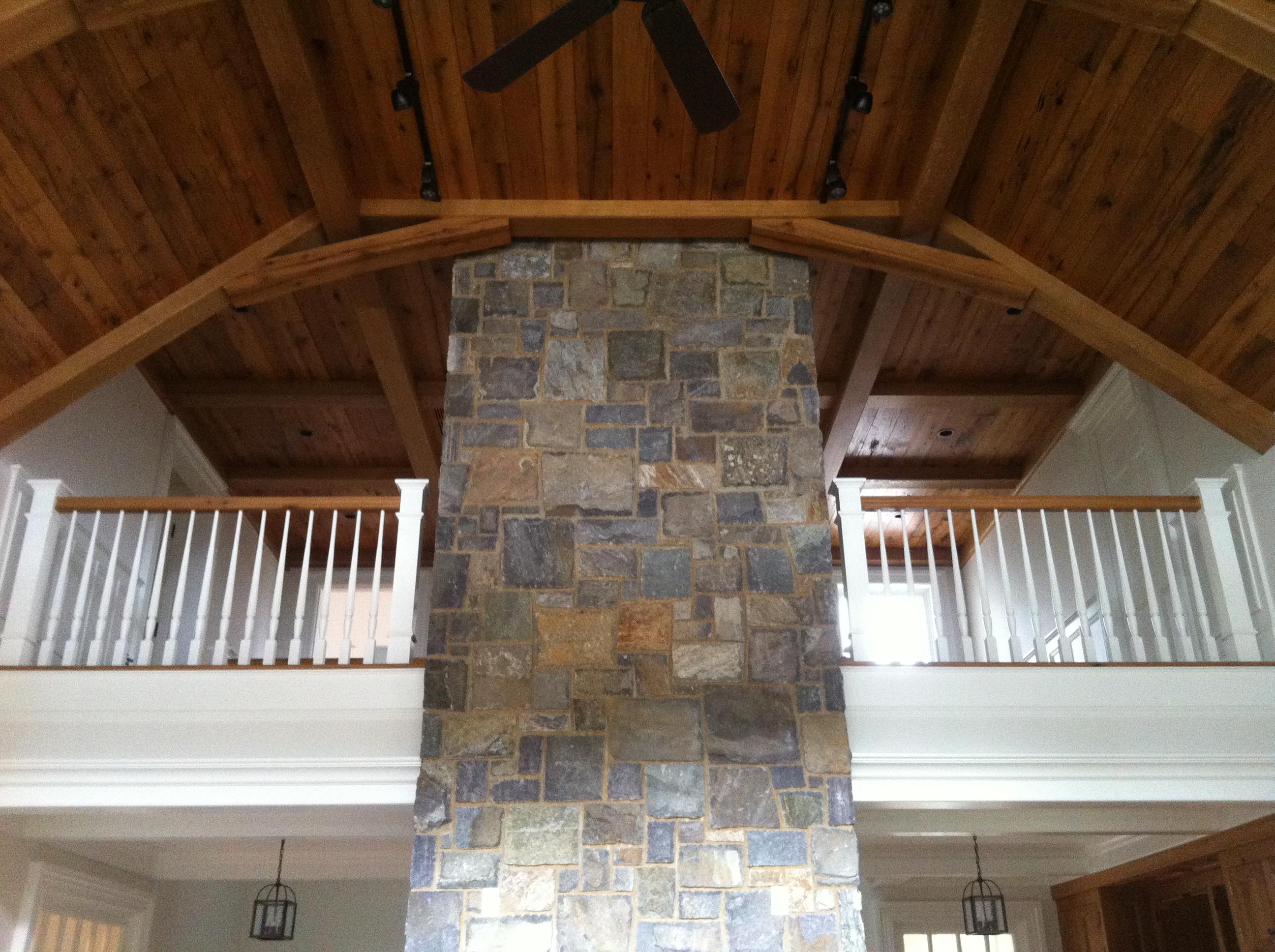 c mo pintar un techo abovedado On techo abovedado