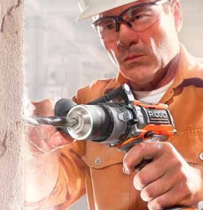 The hammer drill for all your drilling needs