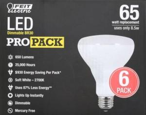 Impulse la construcción sostenible con luces o bombillos LED