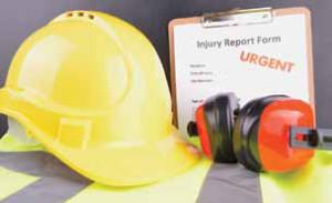 Formulario 300 de OSHA para registro de lesiones y enfermedades