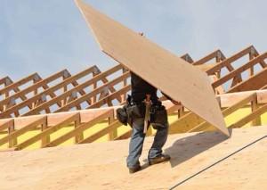 Cómo ordenar paneles de madera contrachapada