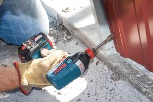 Destornilladores de impacto de 18V puestos a prueba: Bosch IDH182