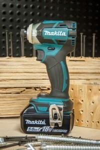 Destornilladores de impacto de 18V puestos a prueba: Makita XDT09