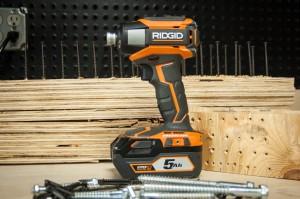 Destornilladores de impacto de 18V puestos a prueba: Ridgid R86037 Gen 5X