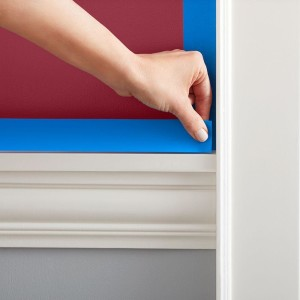 La cinta azul para pintor Platinum de ScotchBlue