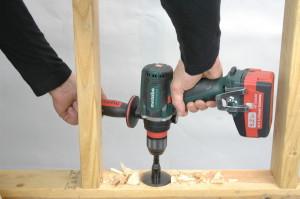 Siga estos consejos de seguridad para taladros eléctricos