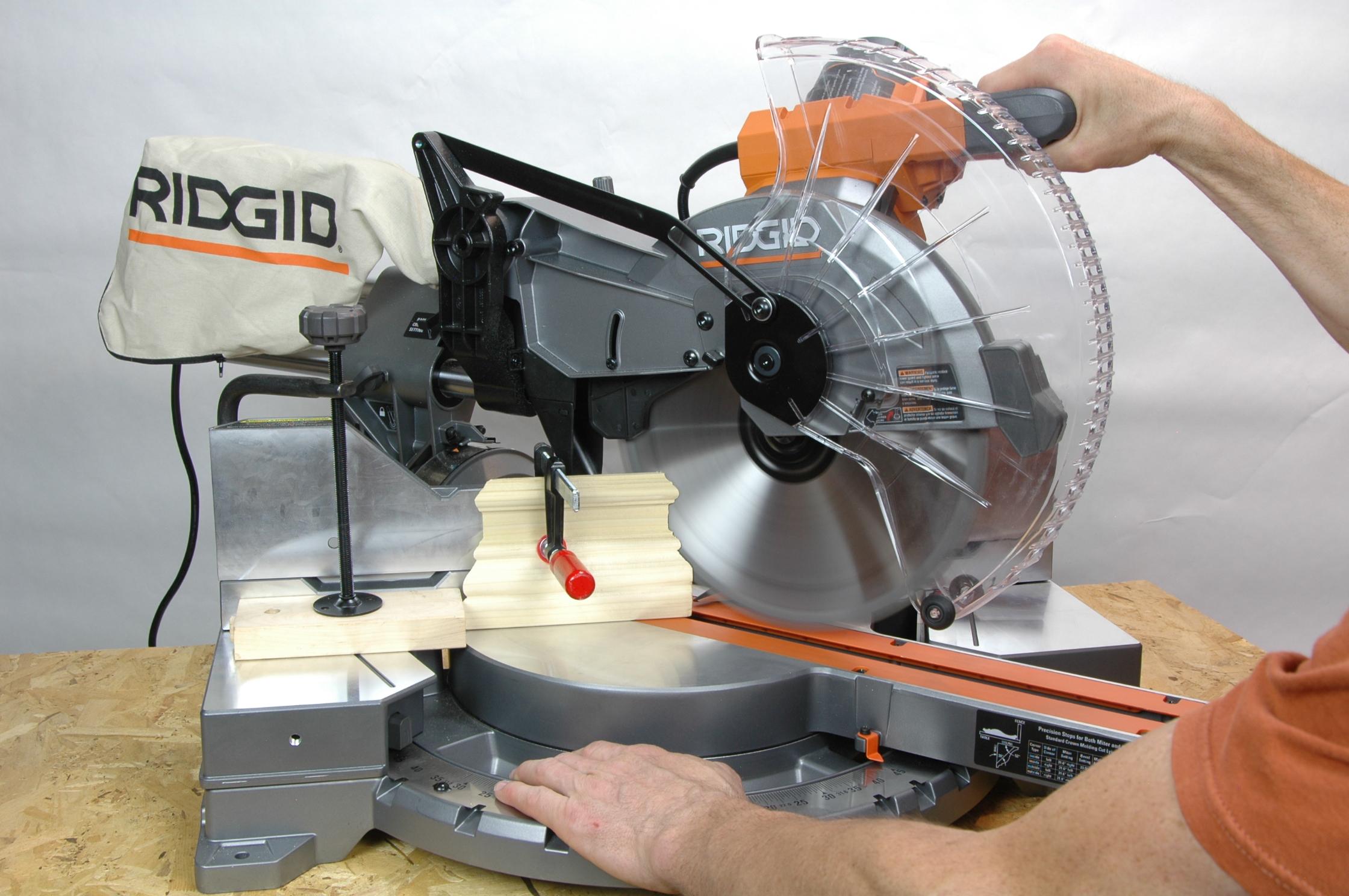 Use las herramientas eléctricas de manera segura RIDGID