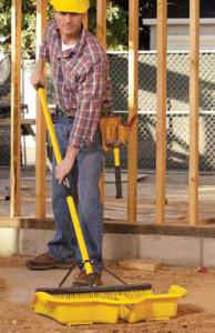 Cómo limpiar el polvo de construcción