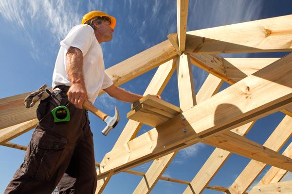 Trabajos de construcción en 2016
