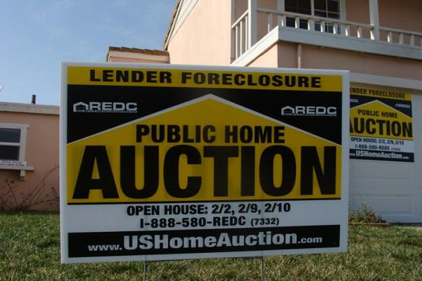 Ejecuciones hipotecarias en su nivel más bajo