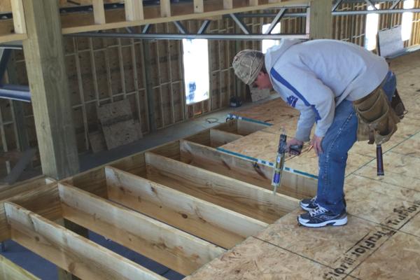 C mo instalar un contrapiso en un segundo piso constru - Cuanto puede costar reformar un piso entero ...